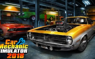 car mechanic simulator 2018 trainer