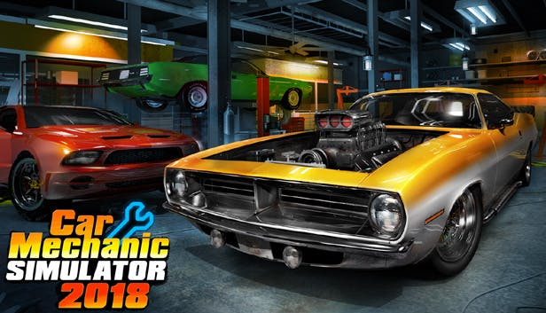 car mechanic simulator 2018 trainer