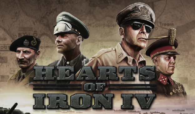 Hearts of Iron 4 Cheats